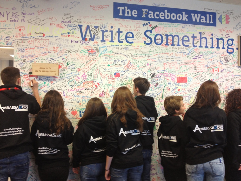 The REAL Facebook Wall