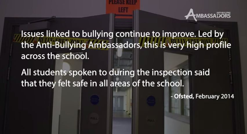 how to become a bullying ambassador