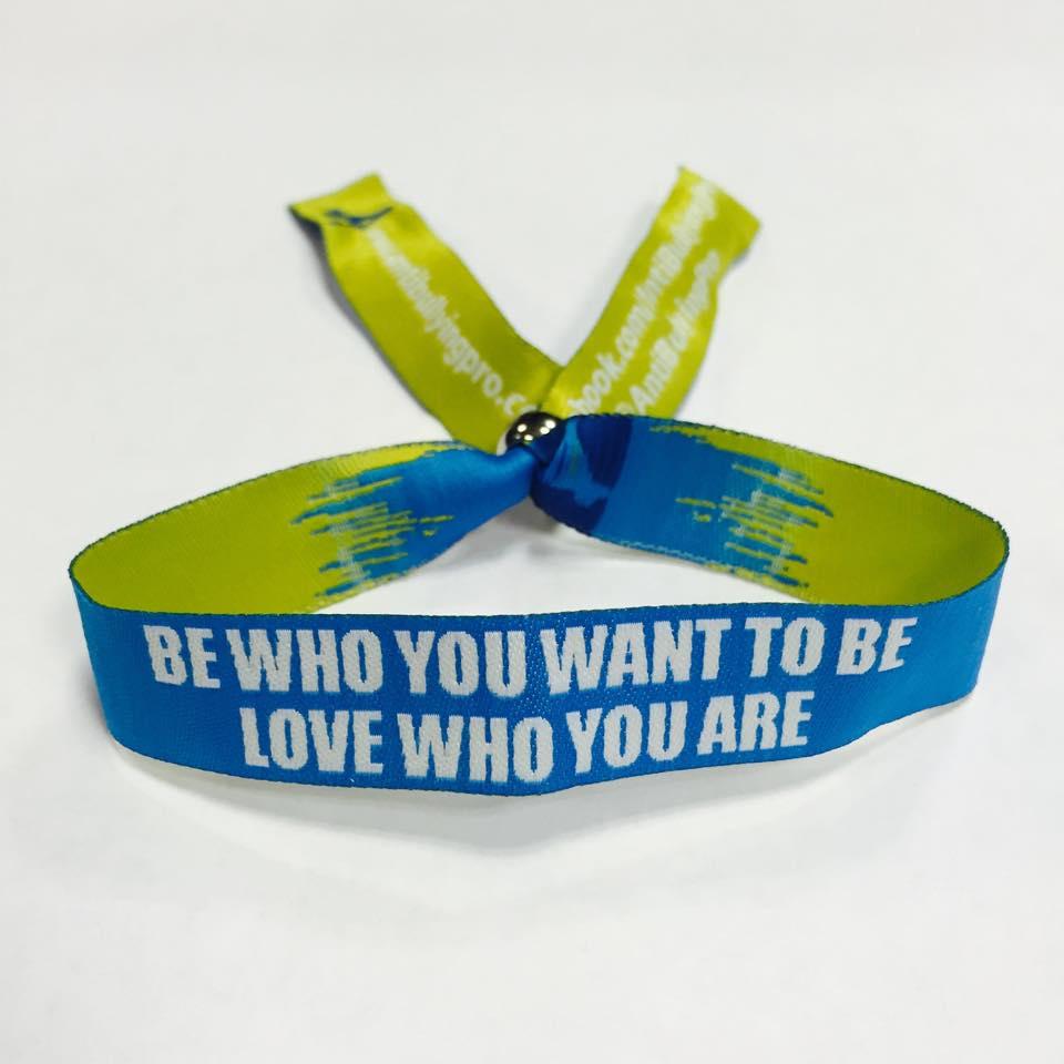 anti bullying wristband 2015 edition anti bullying
