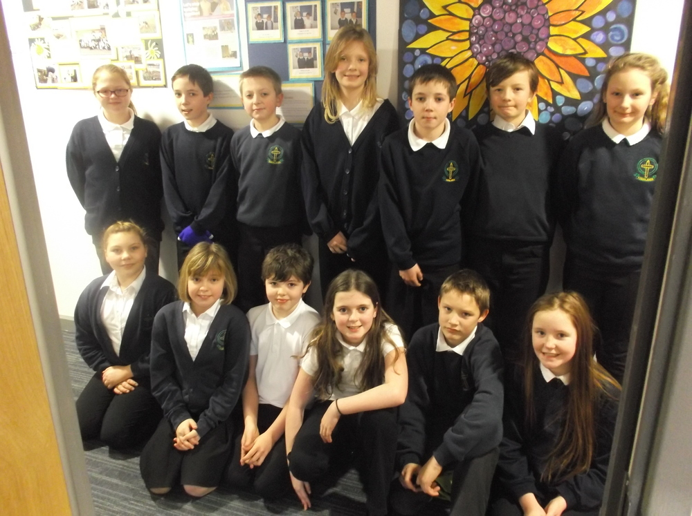 Anti-Bullying Ambassadors at Townlands C of E Primary Academy