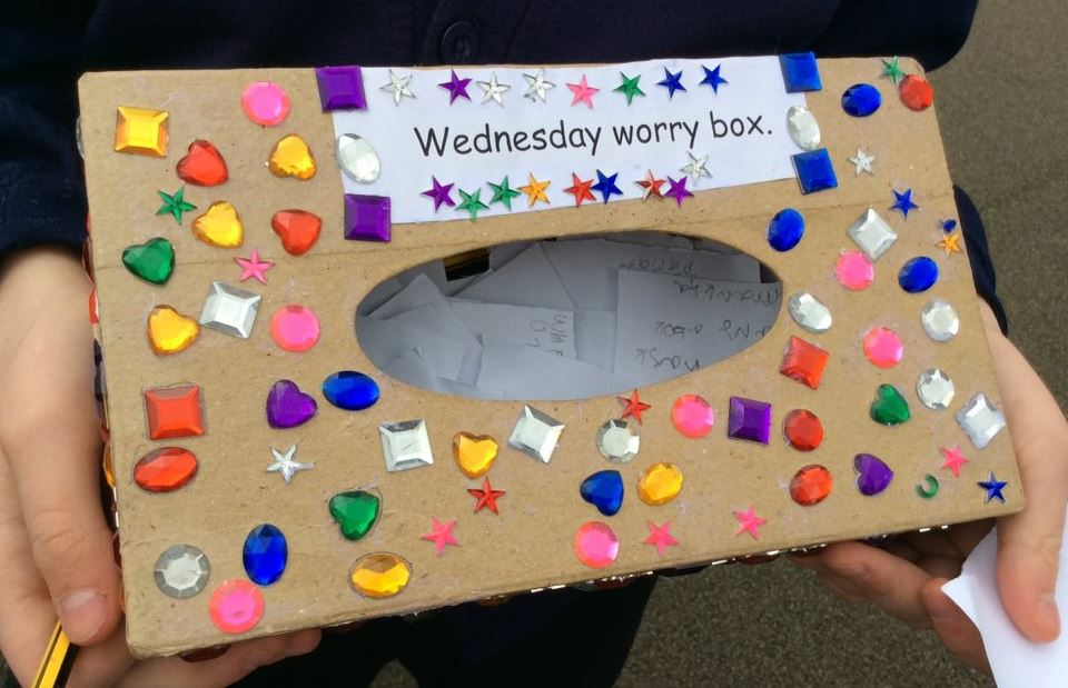 Worry Wednesday Box