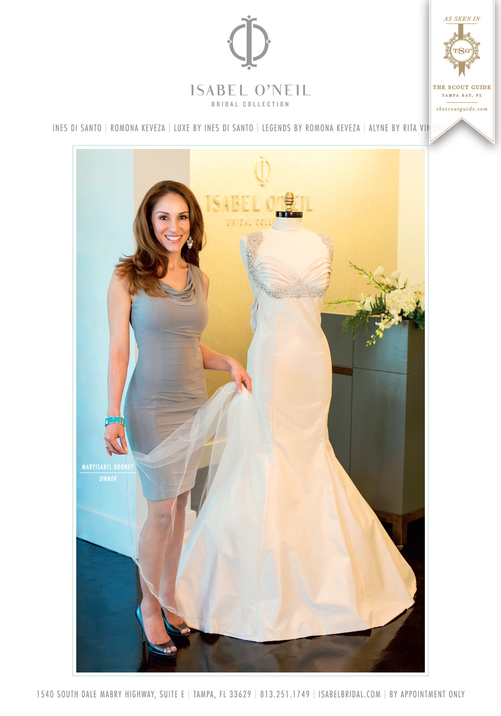 Blog Isabel O Neil Bridal Collection Tampa S Most