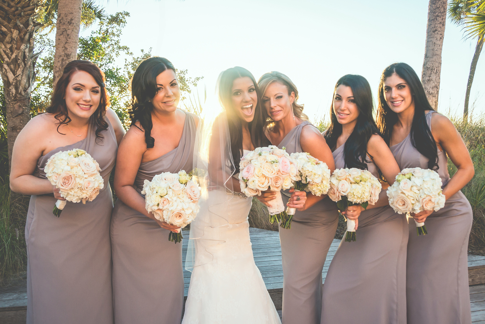 Jim Hjelm Bridesmaid Dresses from Bella Bridesmaids