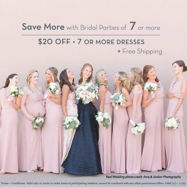 Jenny Yoo Bridesmaids Tampa Bridal Shop
