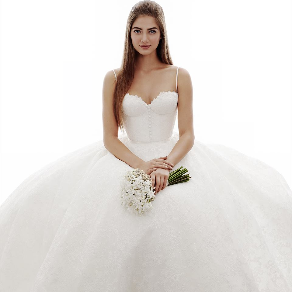 Legends Romona Keveza Ball Gown Tampa Wedding Dress