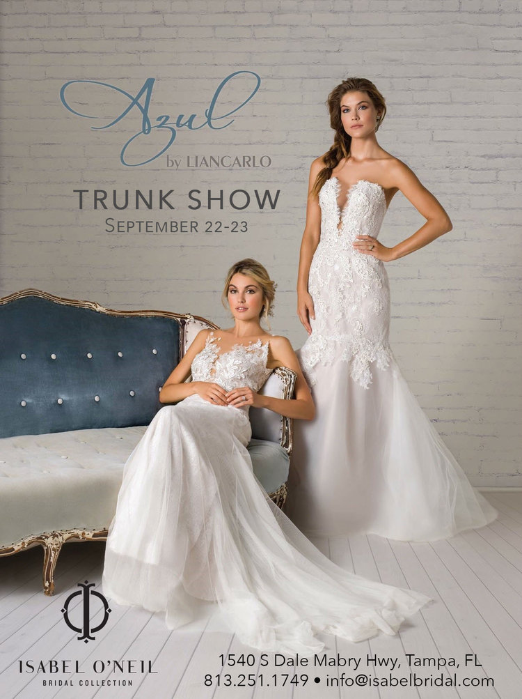 245c589872785 Blog — Isabel O'Neil Bridal Collection • Tampa's Most Stylish Bridal ...