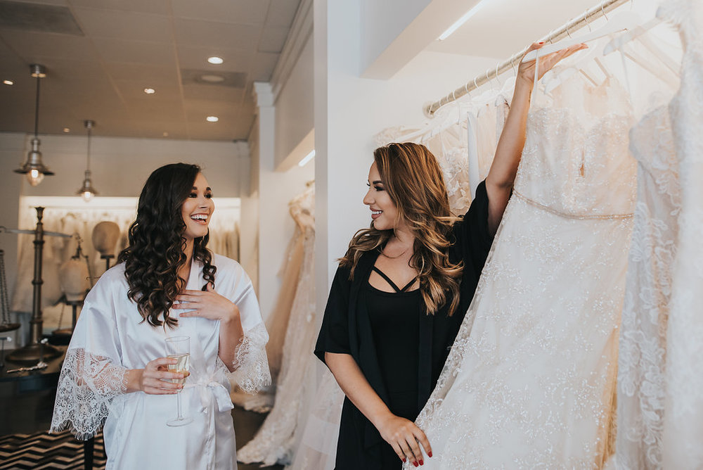 Bridal Gown Shopping South Tampa