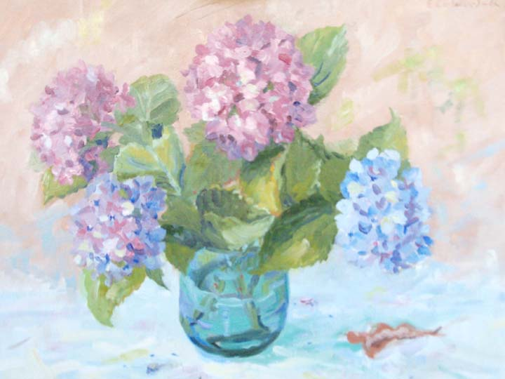 hydrangeas and green vase 2013 020.jpg