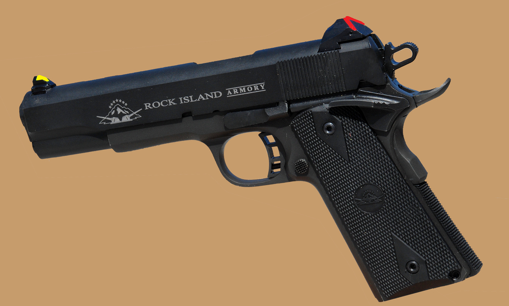 Rock Island Armory Aftermarket Sights
