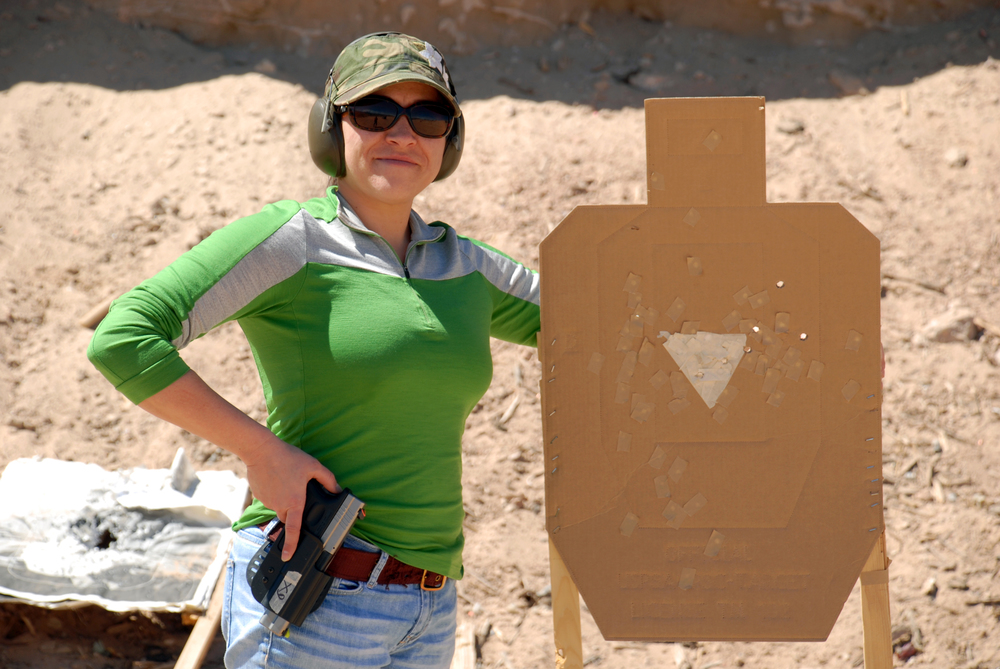 "Brooke Williams ""New Shooter"""