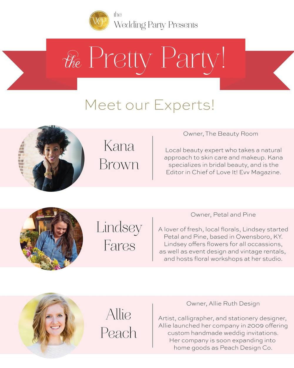 Photoshoot Dreams and DIY Queens: The Wedding Party Evansville ...