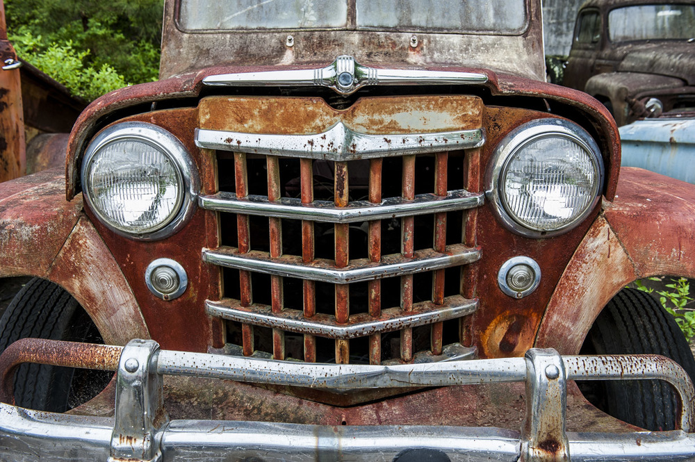 1940's Jeepster