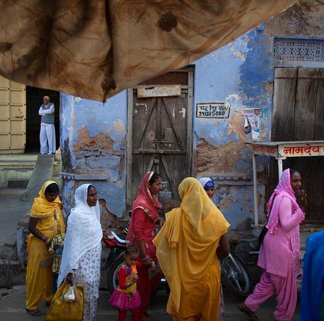 A parade before the parade, Bundi City, Rajasthan, 2015