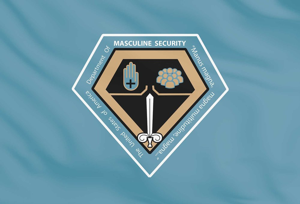The Department of Masculine Security,  2017