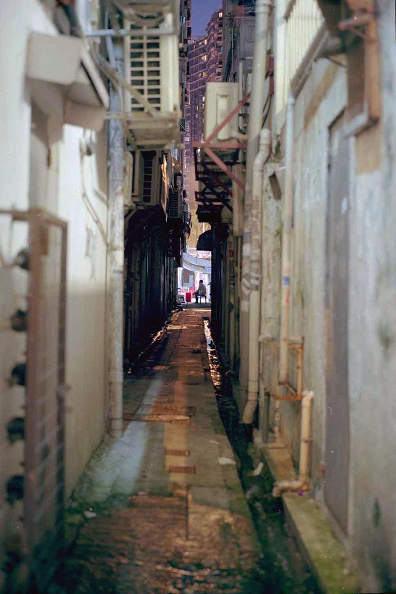 Ajay Malghan_Hong Kong Alleys_01.JPG