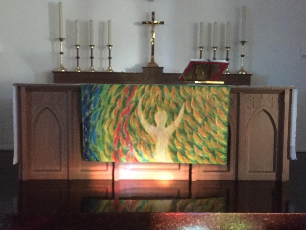 John's altar parament.JPG