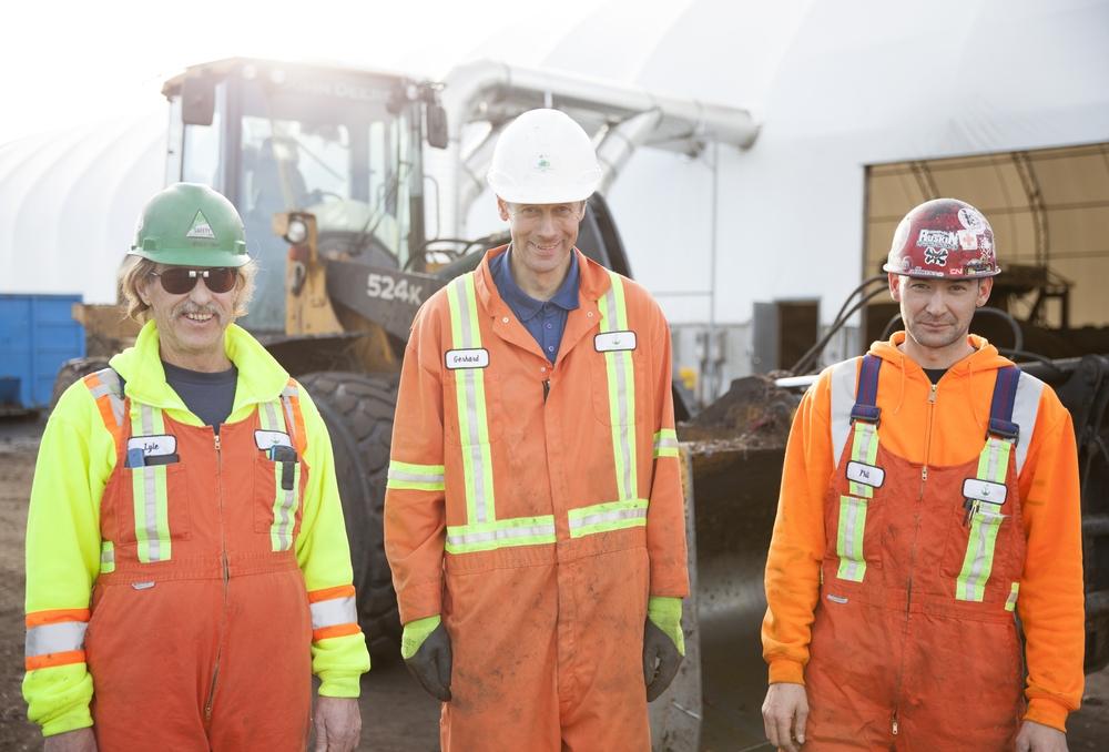 Crew: Lyle, Gerhard, Phil