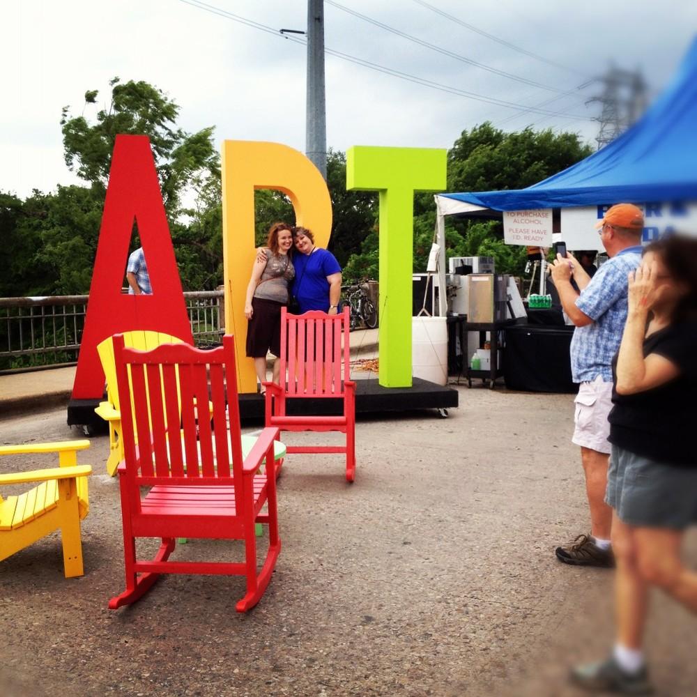 Art City Austin 2012