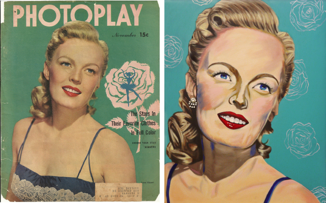 June Haver by Taylor Browning