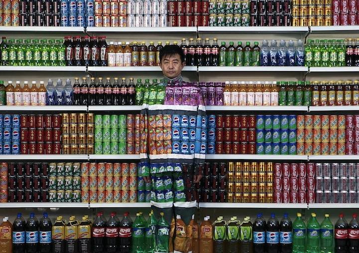 Supermarket II (Series 'Hide in the City')
