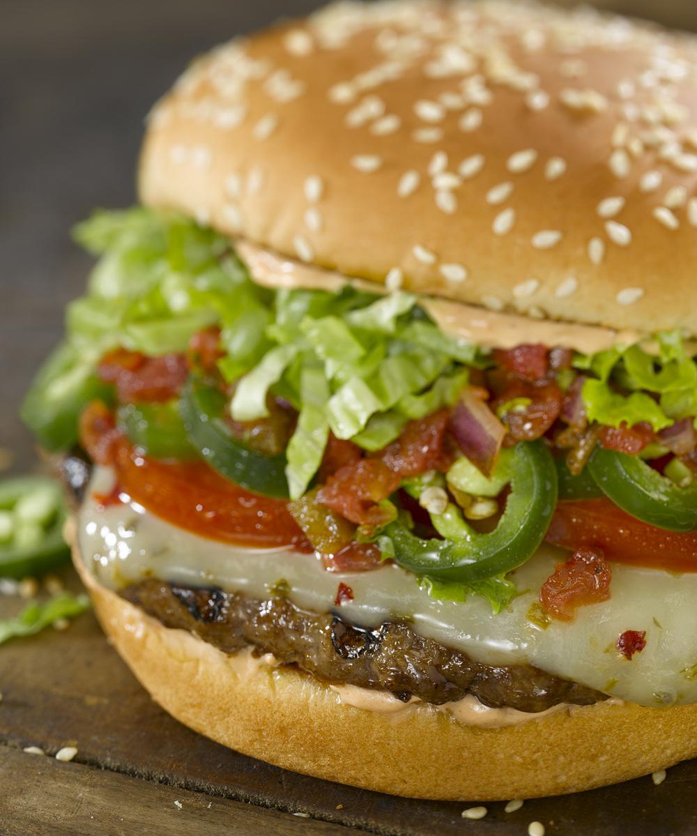 Five Alarm Burger_05 w Beer Foam.jpg