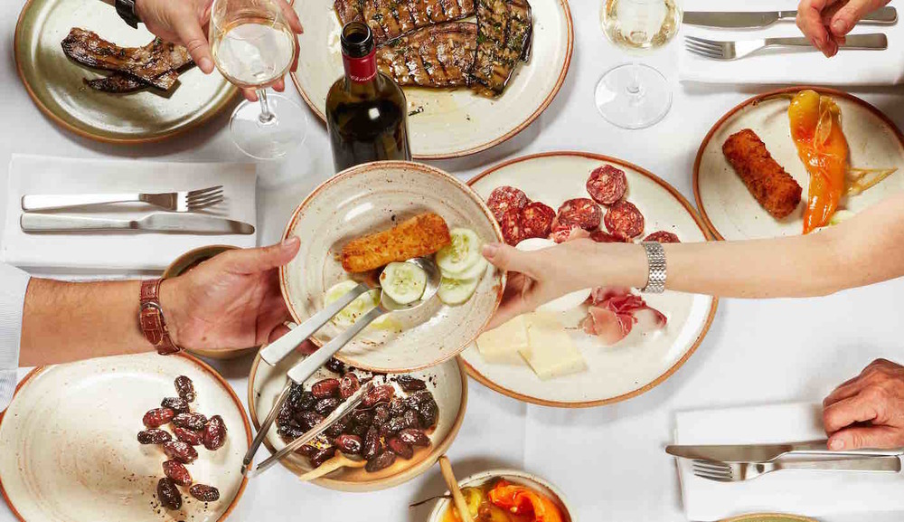 Richard Cornish, writer for 'Traveller's Table' with Good Food The Age and Sydney Morning Herald
