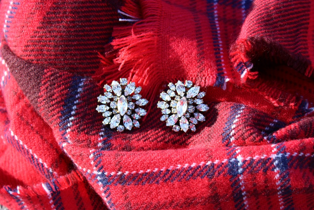 plaid earrrings close up .jpg