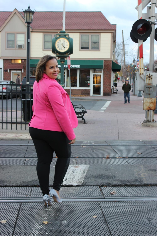 pink blazer crossing railroad.jpg