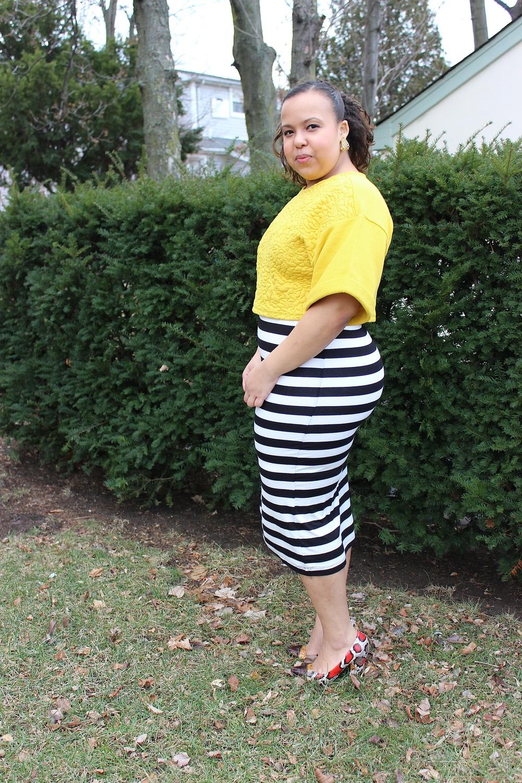 blk wht stripe skirt 3.jpg