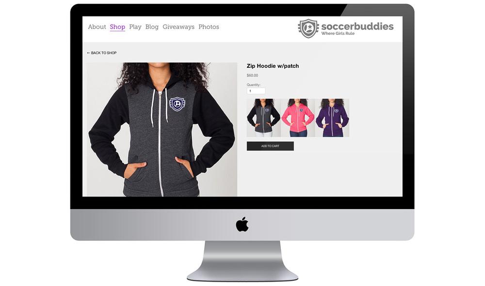 evrybdy branding logo design website marketing soccer buddiesweb design seattle corin mcdonald