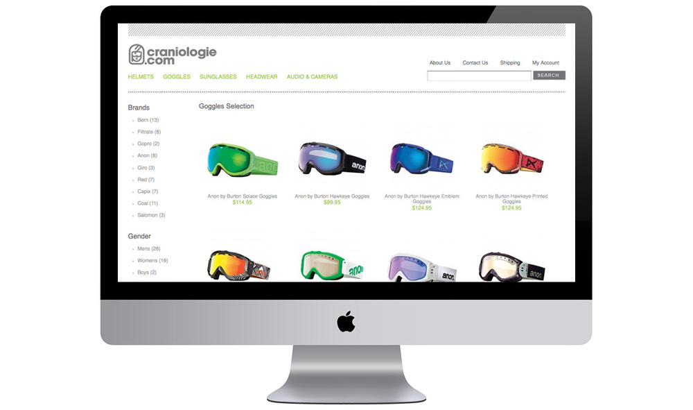 evrybdy branding logo design website marketing craniologie seattle corin mcdonald