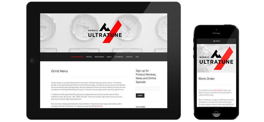 evrybdy branding logo design website marketing packaging nordic ultratune seattle corin mcdonald