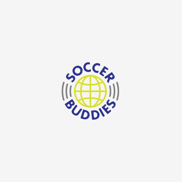 evrybdy logo design branding seattle soccer buddies corin mcdonald