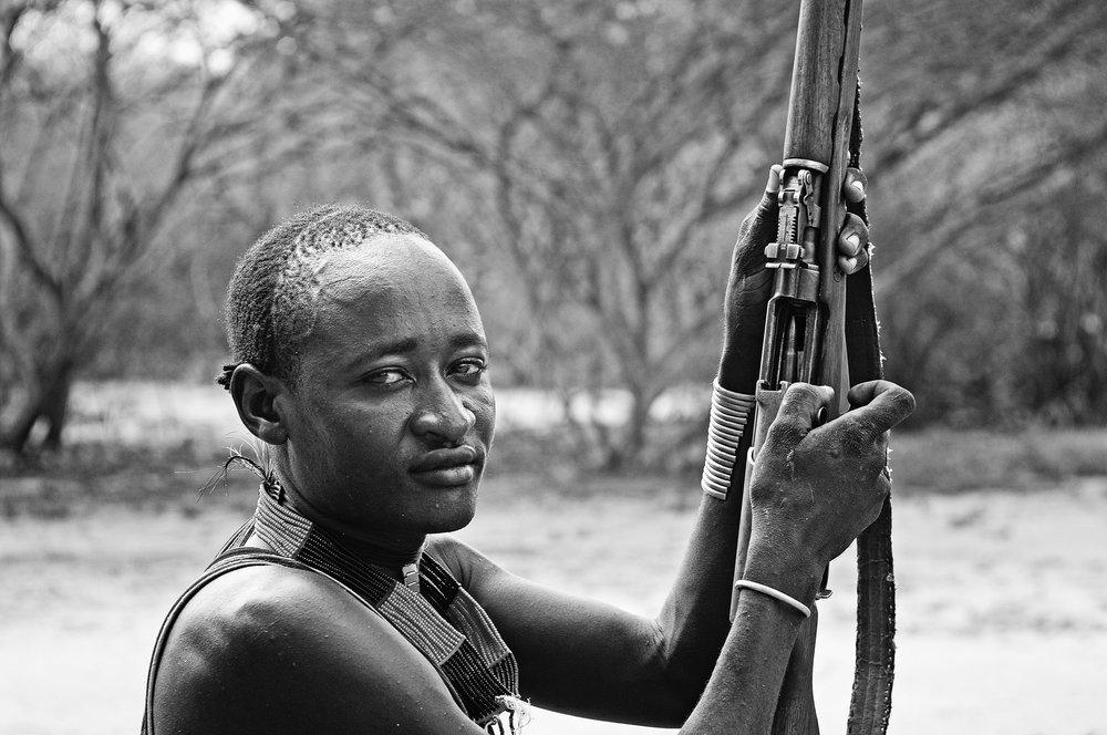 Caro Man, Ethiopia
