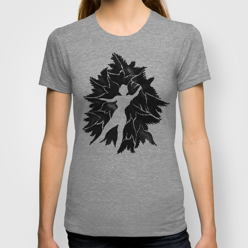 """The Raven"" T-Shirt"