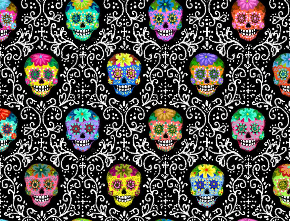 Dia De Los Muertos Desktop Wallpaper Download