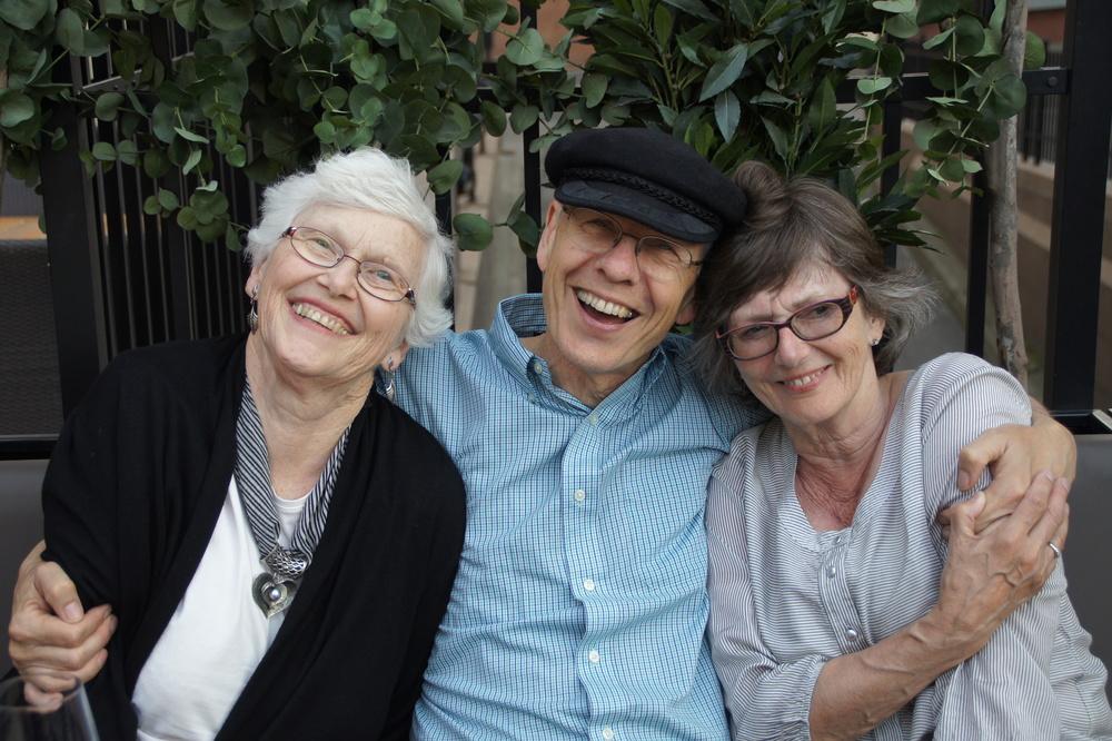 Else, Kirsti Mette, & Mike