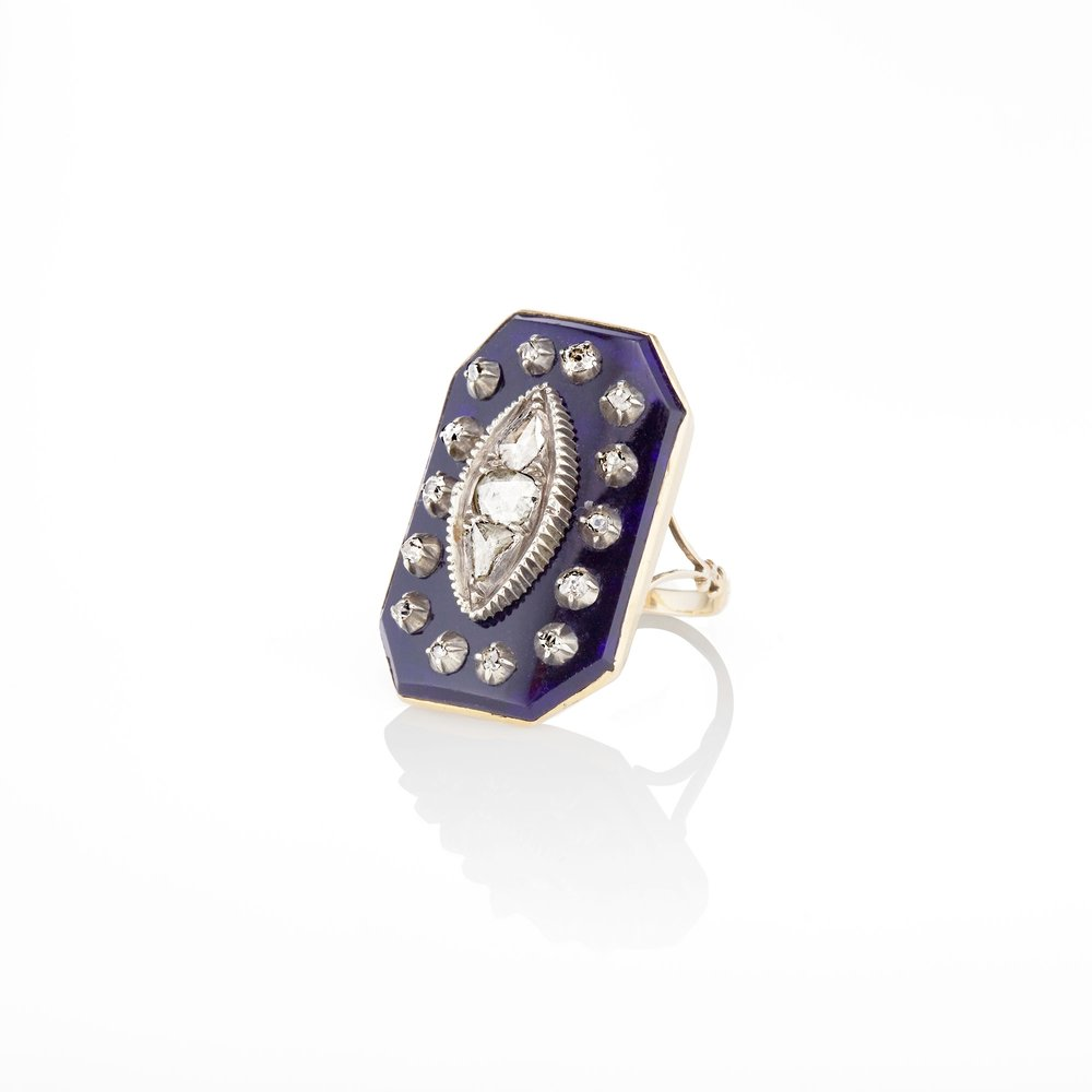 Bague au Firmament Ring