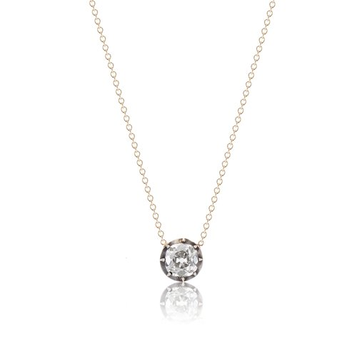 The solitaire diamond pendant the one i love nyc the solitaire diamond pendant aloadofball Gallery