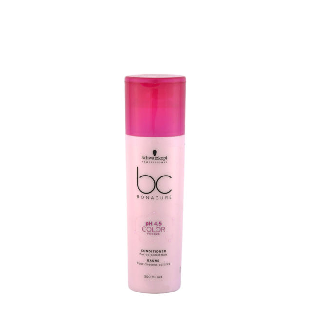 c68d987b20 Bonacure PH 4.5 Color Freeze Conditioner 200ml — VIVID Salon|Spa|Wellness