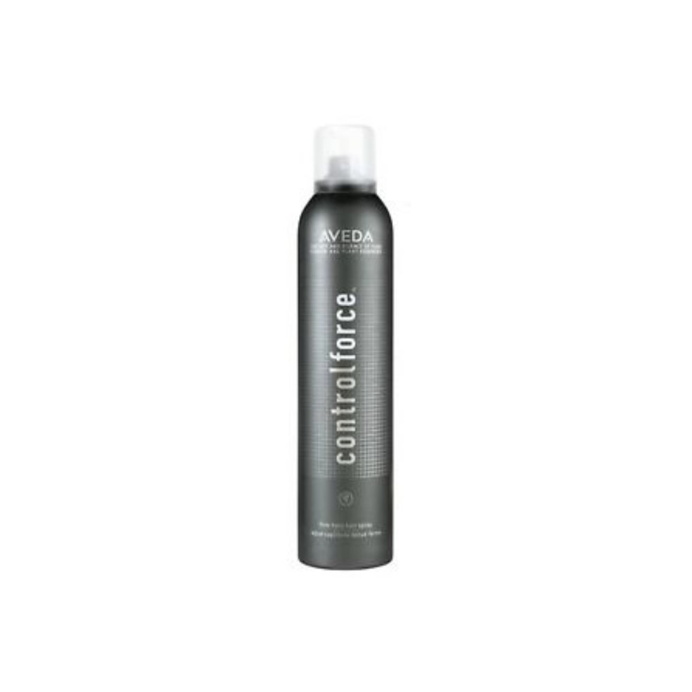 Aveda Control Force $41.00 (300ml)   Our firmest hold hair spray offers long-lasting hold and humidity defense for all hair types—and has a net-zero climate impact.*  *Aveda funds renewable wind energy to offset the CO2 associated with the manufacturing, transportation and use of control force to help ensure it has a net-zero impact on the Earth's climate. The majority of our offsets fund future wind energy over time.  Aveda's own pure-fume aroma with certified organic lavender, bergamot, palmarosa and other pure flower and plant essences.   (purchase in store only)