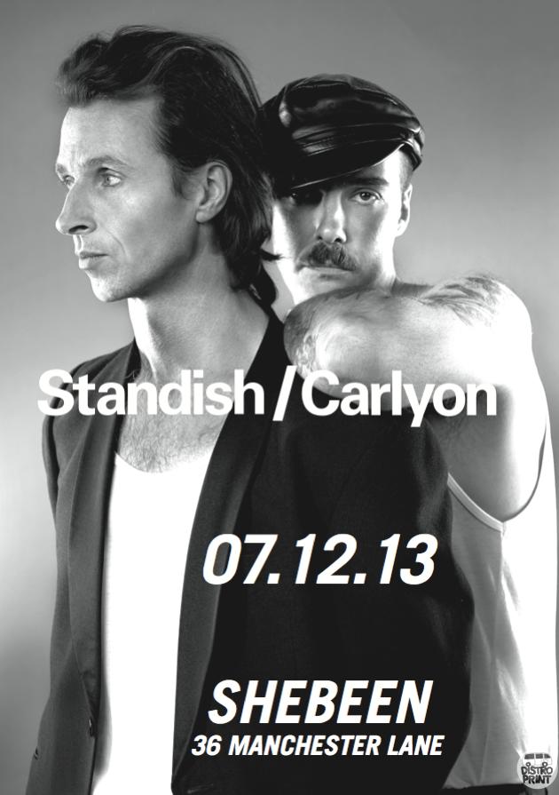 Standish / Carlyon