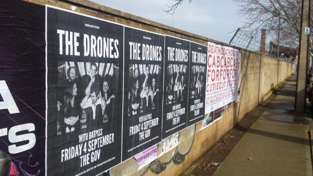 THE DRONES!