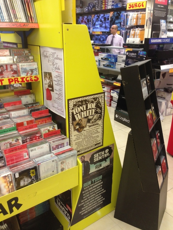 Tony Joe White - JB HI FI