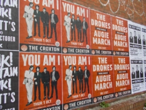 YOU AM I / The Drones / Augie March
