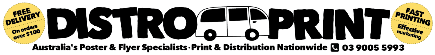 DISTRO PRINT - Print and Distribution Australia