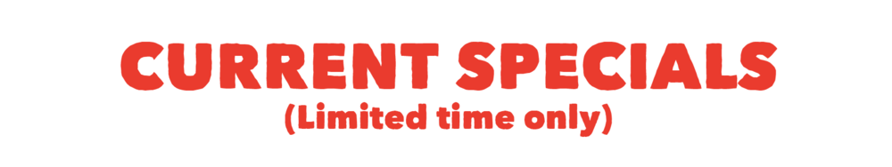 current specials from distroprint