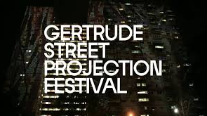 Gertude Street Projection Festival
