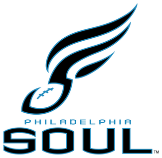 Philadelphia Soul Arena Football logo