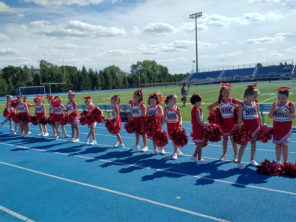 Norchester Red Knights Cheerleading